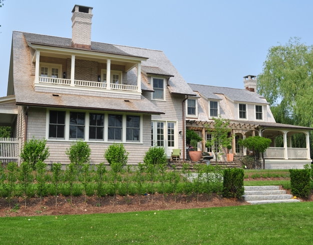 Connecticut Custom Home Exterior