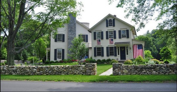 Four tips to winterize an historic home in new england for New england house