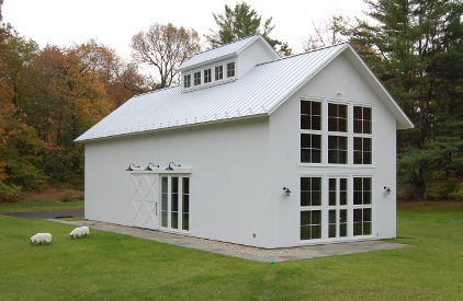 Barn style home builders